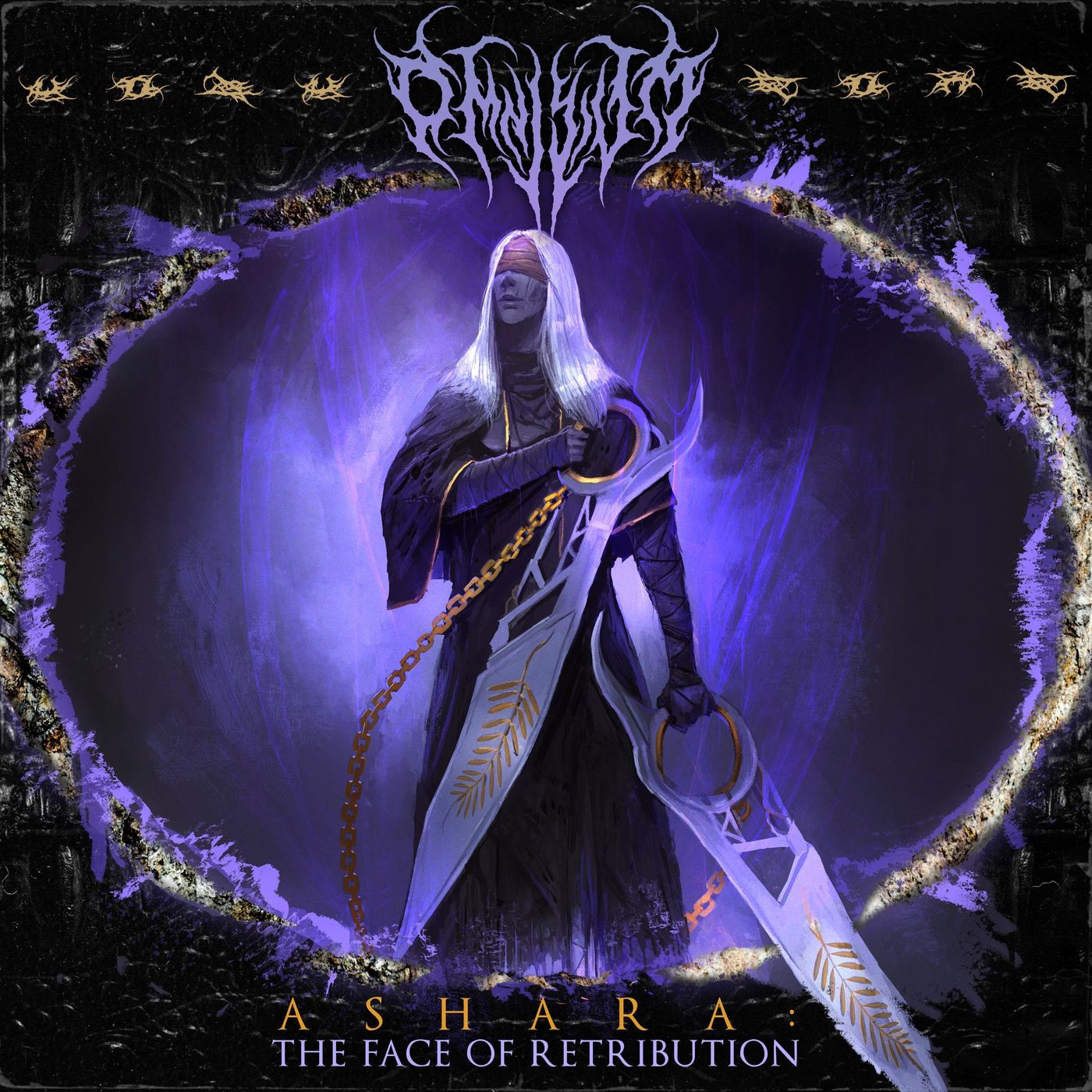 Omnisium - Ashara: The Face of Retribution [single] (2021)