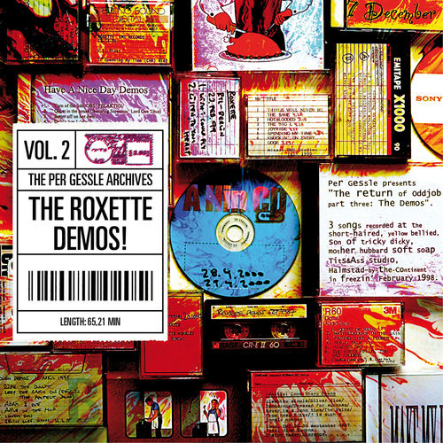 Baixar Single The Per Gessle Archives - The Roxette Demos!, Vol. 2, Baixar CD The Per Gessle Archives - The Roxette Demos!, Vol. 2, Baixar The Per Gessle Archives - The Roxette Demos!, Vol. 2, Baixar Música The Per Gessle Archives - The Roxette Demos!, Vol. 2 - Per Gessle 2018, Baixar Música Per Gessle - The Per Gessle Archives - The Roxette Demos!, Vol. 2 2018