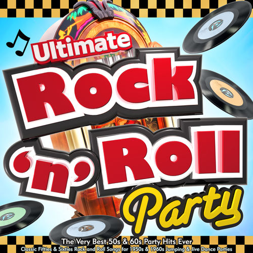 Various Artists: Ultimate Rock n Roll Party - The Very Best