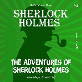 Album cover of The Adventures of Sherlock Holmes