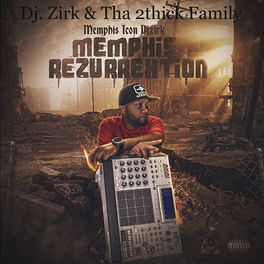 Album cover of Memphis Rezurrection