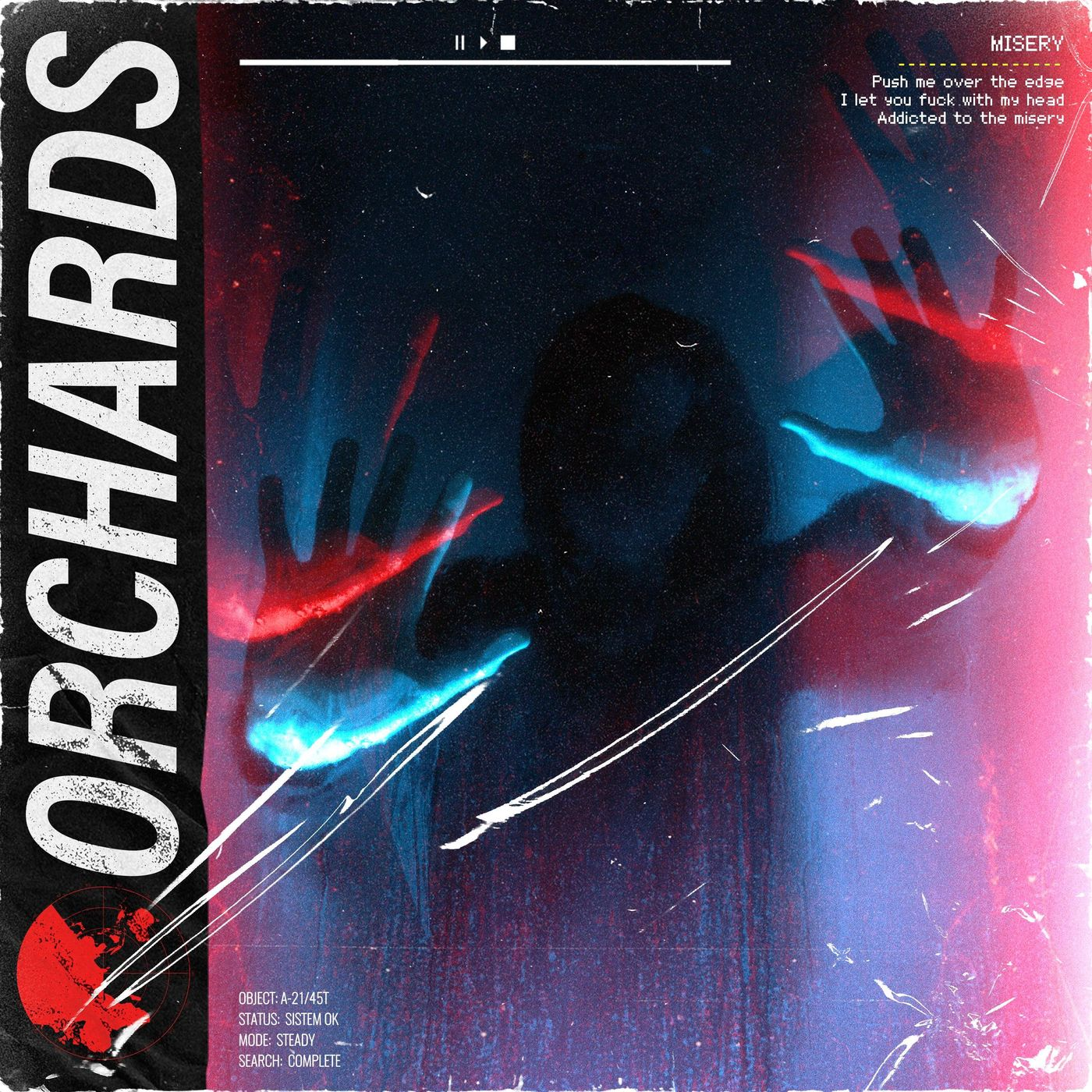 Orchards - MISERY [single] (2021)