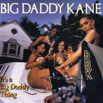 It's a Big Daddy Thing cover