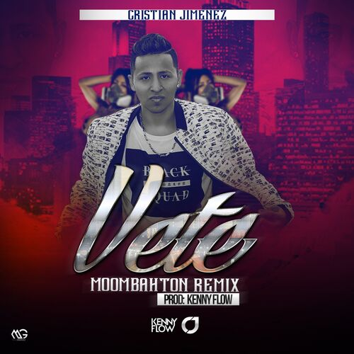 Cristian Jimenez: Vete (Moombahton Remix) - Music Streaming