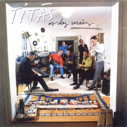 Baixar CD As dez mais – Titãs (1984) Grátis