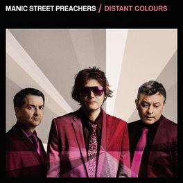 Album cover of Distant Colours