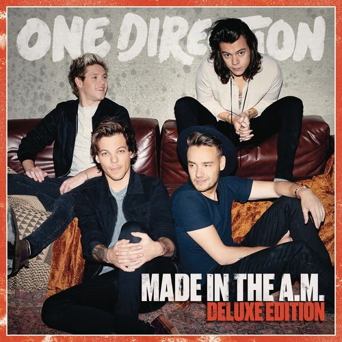 CD One Direction - Made In The A.M. (Deluxe Edition) 2015 - Torrent download