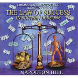 The Law of Success in Sixteen Lessons (Original, Unabridged Edition 24 CD Set) Audiobook