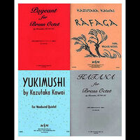 Blade Brass Ensemble Far East Wind Collection Music