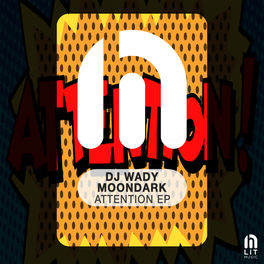 Album cover of Attention EP