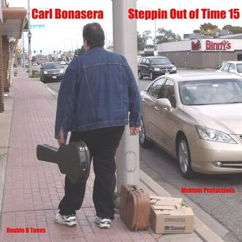 Steppin' Out of Time 15 cover