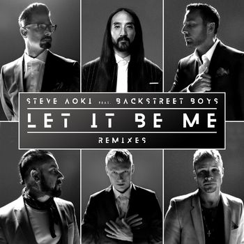 Let It Be Me cover