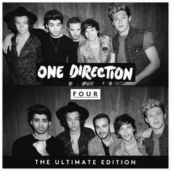 One Direction – FOUR (Deluxe) 2014 CD Completo
