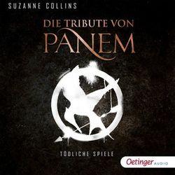 Die Tribute von Panem. Tödliche Spiele (Ungekürzte Lesung)