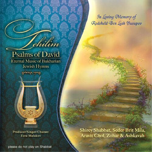 Various Artists: Tehilim: Psalms of David, Vol  1