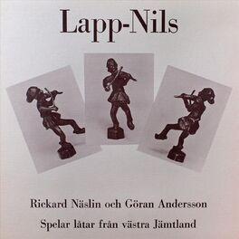 Album cover of Lapp-Nils