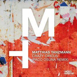 Album cover of Crazy Circus (Paco Osuna Remix)