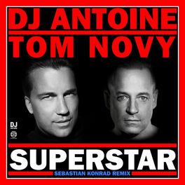 Album cover of Superstar (Sebastian Konrad Remix)