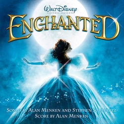 Soundtrack – Enchanted 2007 CD Completo