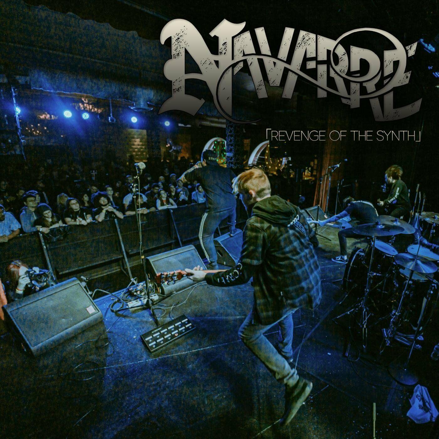 Navarre - Revenge of the Synth [single] (2020)