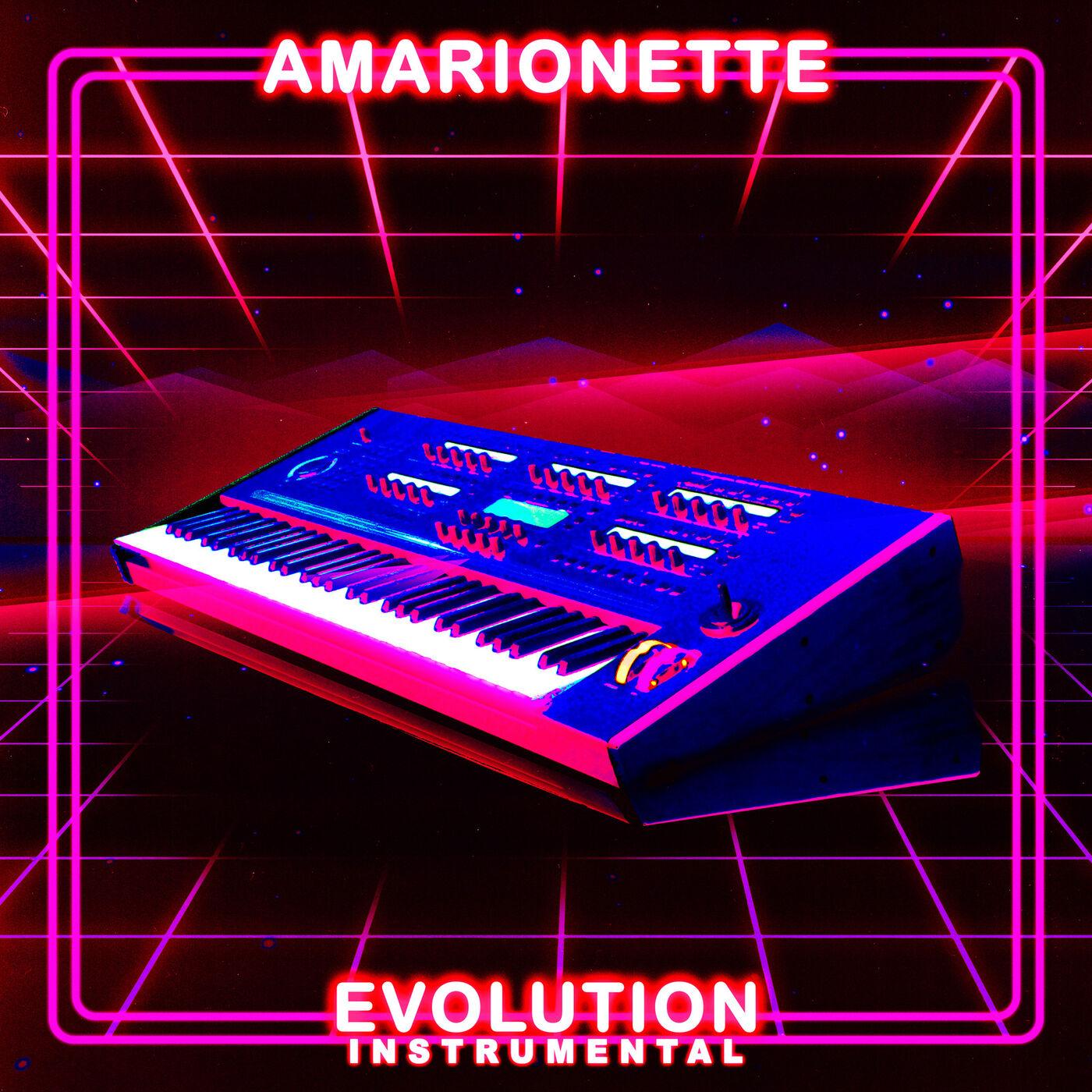 Amarionette - Evolution (Instrumental) [EP] (2020)
