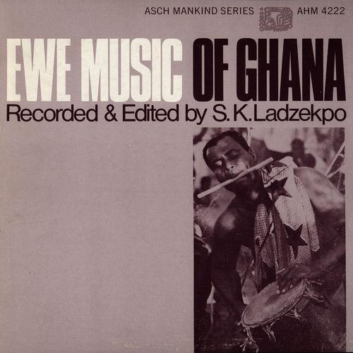 Various Artists: Ewe Music of Ghana - Music Streaming