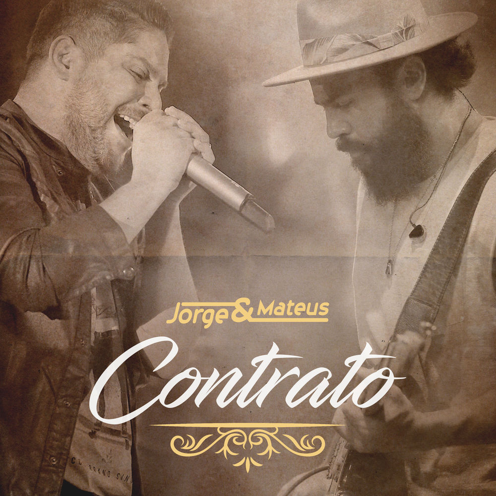 Música Contrato Vitalício – Jorge e Mateus (Lançamento 2017)