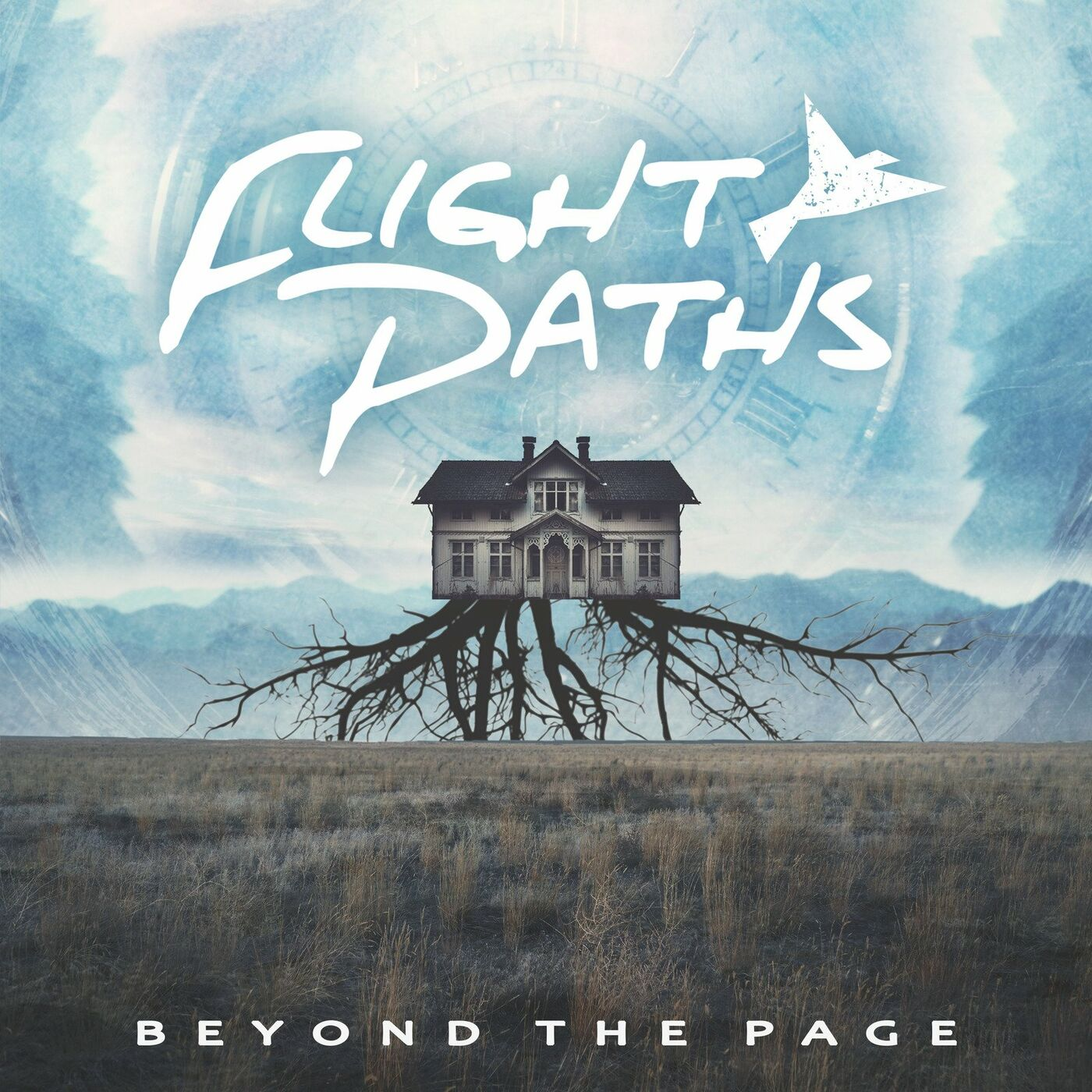 Flight Paths - Beyond the Page [single] (2021)