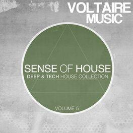 Album cover of Sense of House, Vol. 5 (Deep & Tech House Collection)