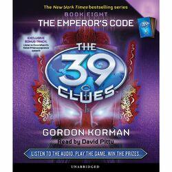 The Emperor's Code - The 39 Clues, Book 8 (Unabridged) Audiobook