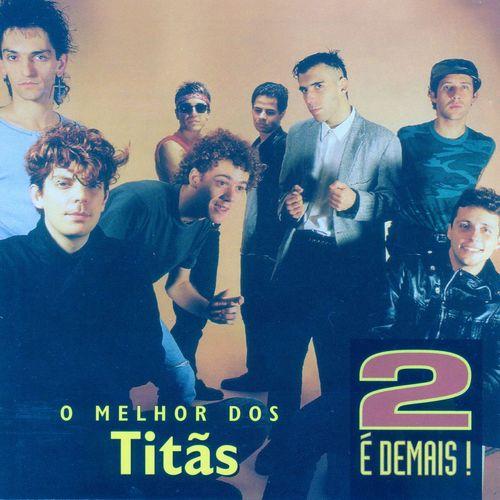 Baixar CD 2 É Demais – Titãs (1984) Grátis