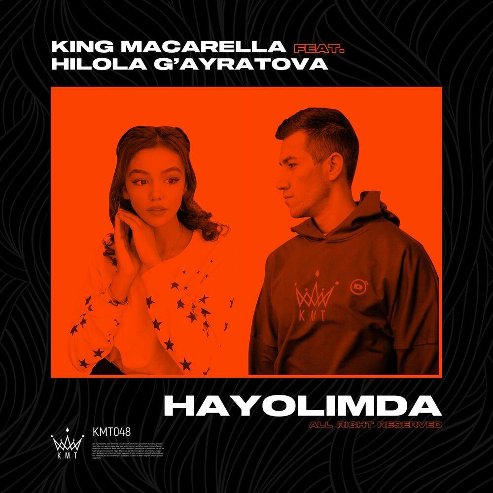 King Macarella - Hayolimda (Original Mix)