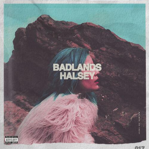 Baixar CD BADLANDS (Deluxe) – Halsey (2015) Grátis