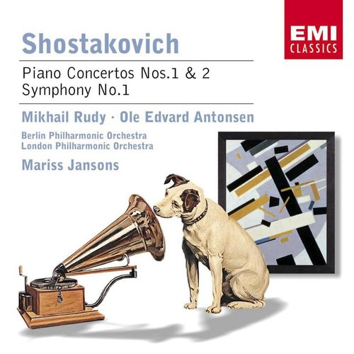 Mariss Jansons: Shostakovich : Concerto for Piano, Trumpet, Strings
