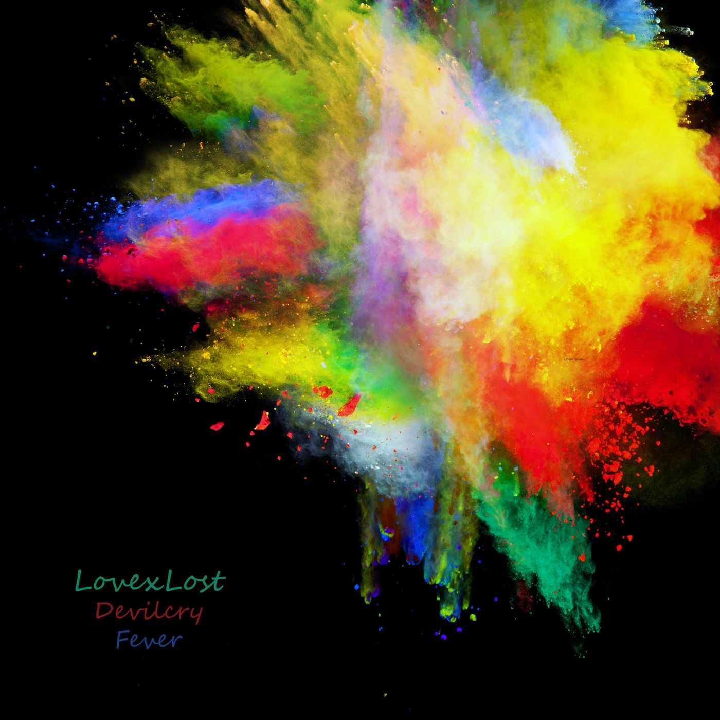 LovexLost - Fever [single] (2021)
