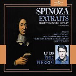 Spinoza - Extraits lus par Eric Pierrot Audiobook