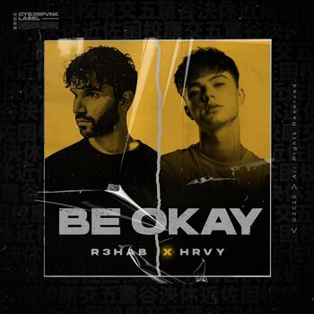 Be Okay cover