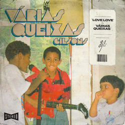 CD Gilsons - Várias Queixas (2019) - Torrent download