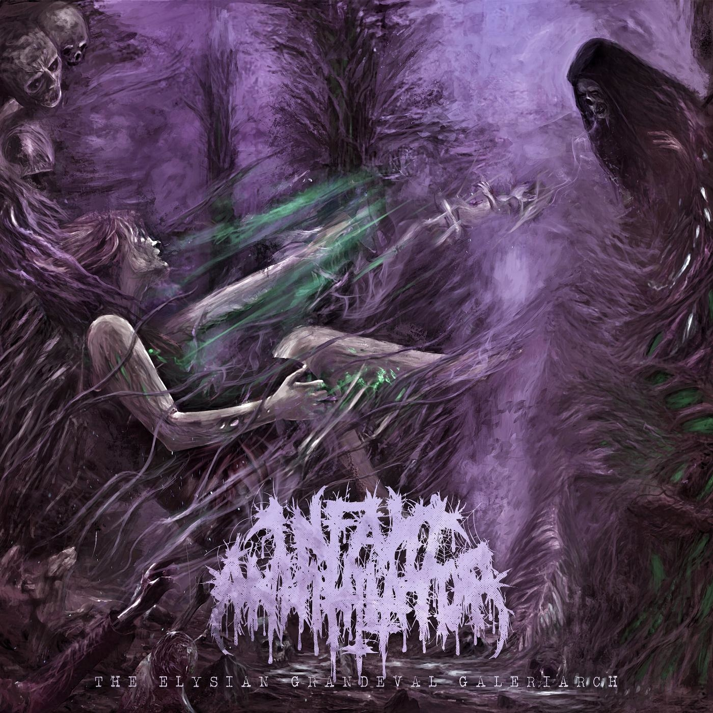 Infant Annihilator - Soil The Stillborn [single] (2016)