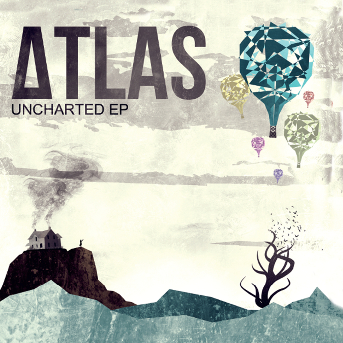 Atlas Uncharted - Atlas Uncharted [EP] (2014)