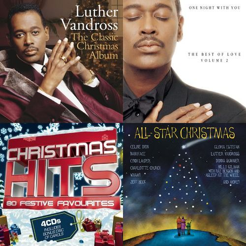 Luther Vandross Christmas Album.Luther Vandross The Classic Christmas Album Playlist