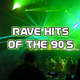 Album cover of Rave Hits of the 90's