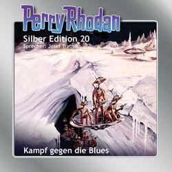 Kampf gegen die Blues - Perry Rhodan - Silber Edition 20