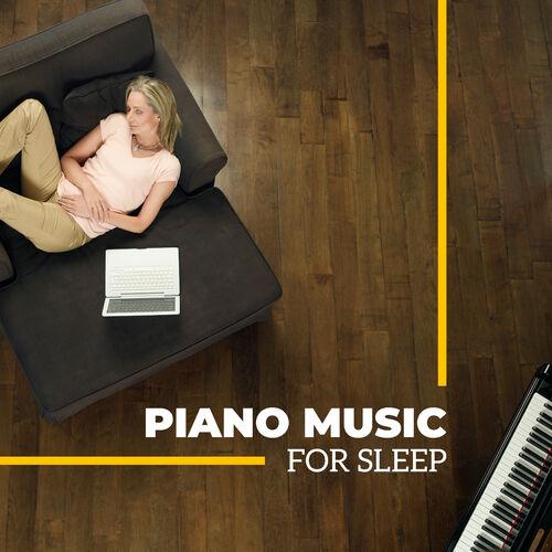 Instrumental: Piano Music for Sleep – Relaxing Jazz, Night