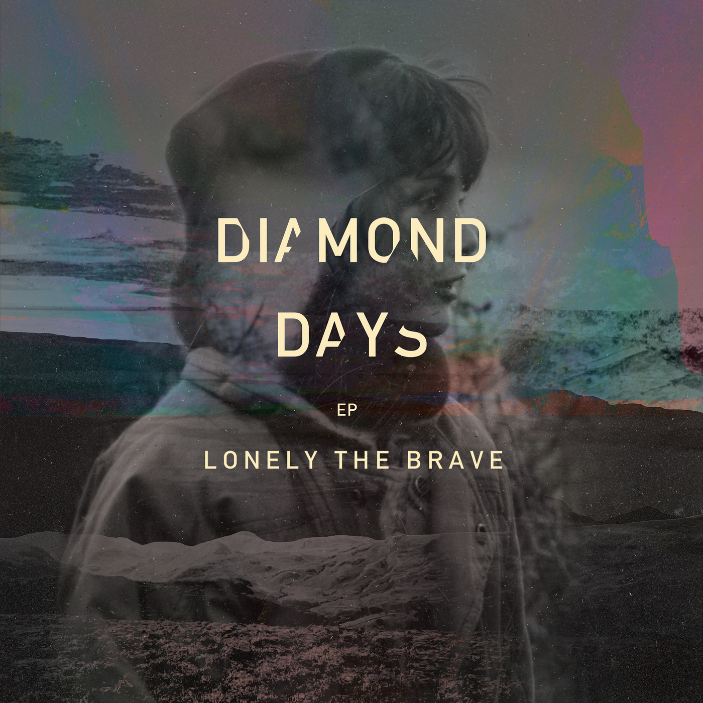 Lonely the Brave - Diamond Days [EP] (2017)
