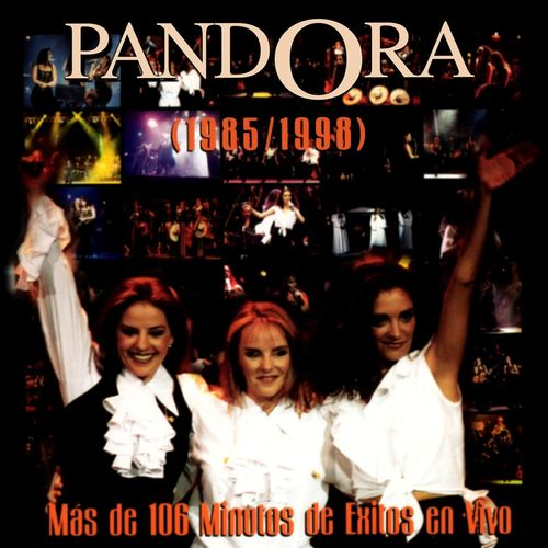 Baixar Single La Usurpadora – Pandora (1998) Grátis