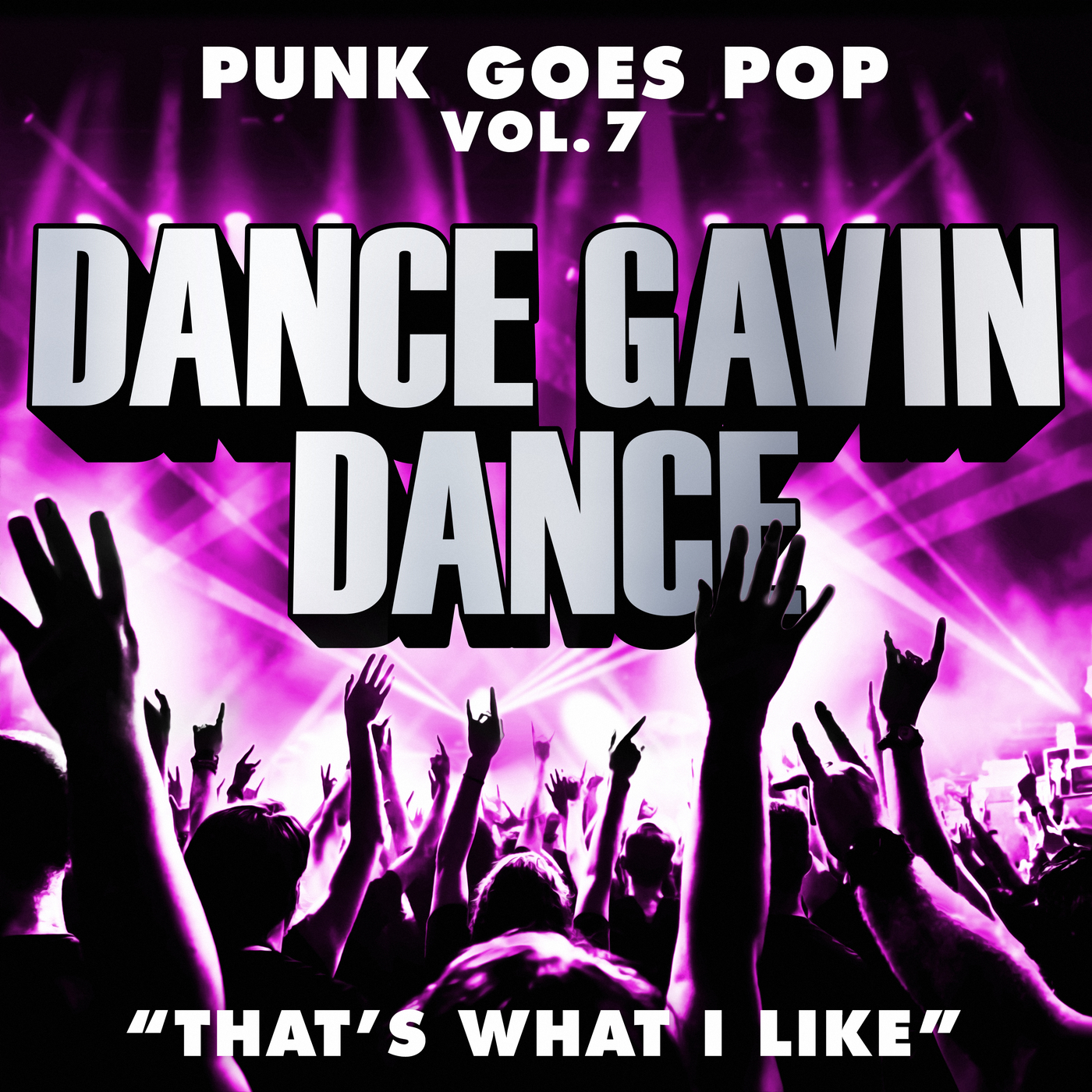 Dance Gavin Dance - That's What I Like [single] (2017)
