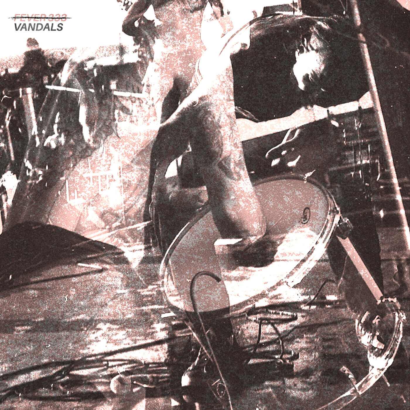 FEVER 333 - VANDALS [single] (2019)