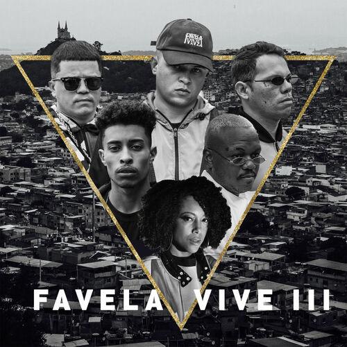 Baixar Música Favela Vive 3 – ADL, Choice, Djonga, Menor Do Chapa, Negra Li (2018) Grátis