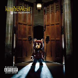 Album cover of Late Registration